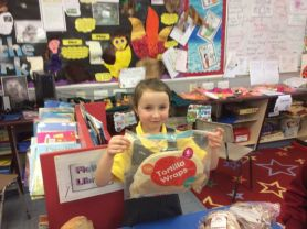 P3 and P4 had International Bread Day