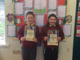 Accelerated Reading Winners Term 2