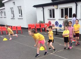 P1 - 4 Sports Day