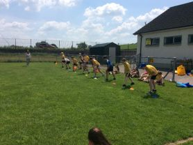 P5-P7 Sports Day