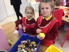 Primary 1 & 2 Shared Education