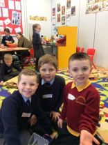 Primary 1 and 2 Shared Education
